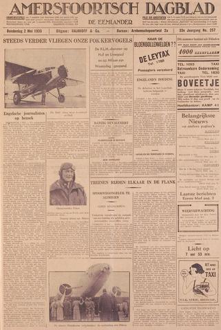 Amersfoortsch Dagblad / De Eemlander 1935-05-02