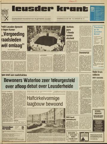 Leusder Krant 1984-06-28