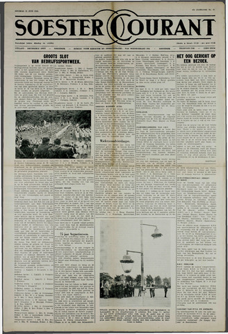 Soester Courant 1963-06-25