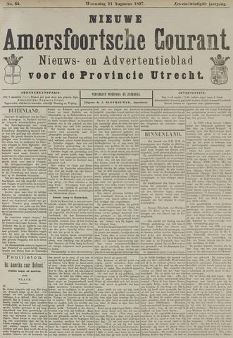 Nieuwe Amersfoortsche Courant 1897-08-11