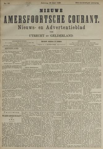 Nieuwe Amersfoortsche Courant 1894-06-30
