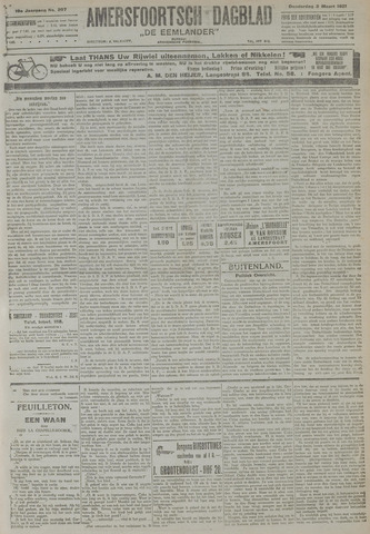 Amersfoortsch Dagblad / De Eemlander 1921-03-03
