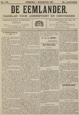 De Eemlander 1911-08-01