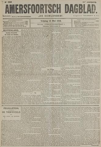 Amersfoortsch Dagblad / De Eemlander 1916-05-12