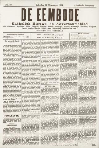 De Eembode 1904-11-12