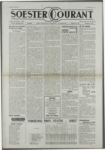 Soester Courant 1954-04-23