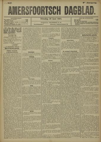 Amersfoortsch Dagblad 1905-06-20