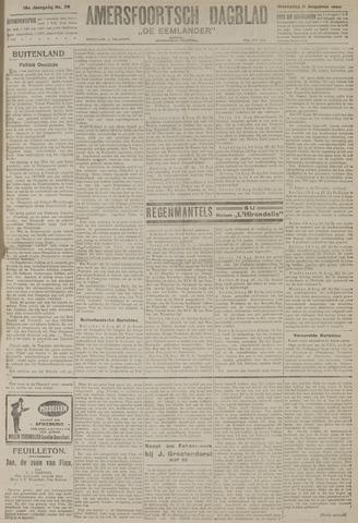 Amersfoortsch Dagblad / De Eemlander 1920-08-11