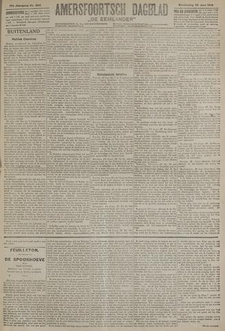 Amersfoortsch Dagblad / De Eemlander 1919-06-26