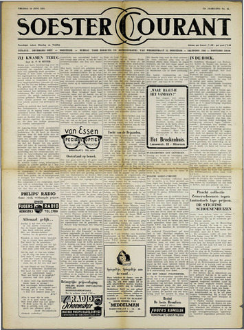 Soester Courant 1955-06-10