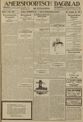 Amersfoortsch Dagblad / De Eemlander 1932-05-06