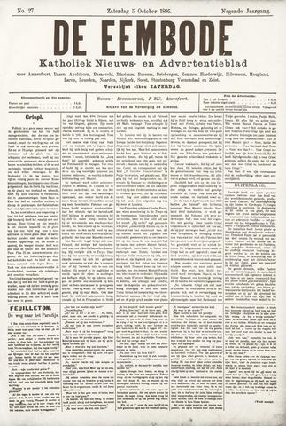 De Eembode 1895-10-05