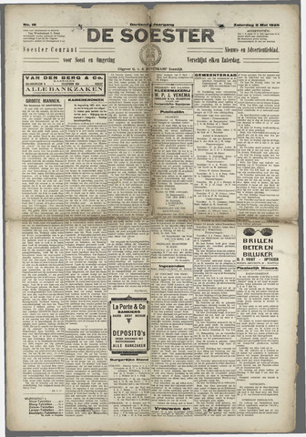 Soester Courant 1925-05-02