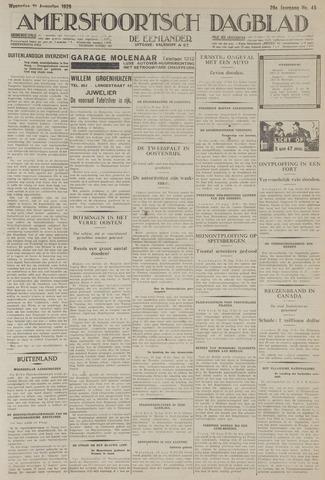 Amersfoortsch Dagblad / De Eemlander 1929-08-21