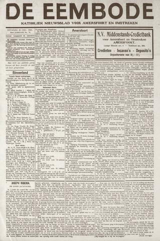 De Eembode 1921-12-20