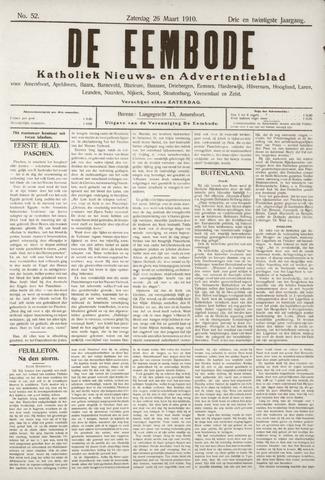 De Eembode 1910-03-26