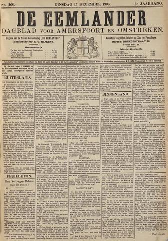 De Eemlander 1908-12-15