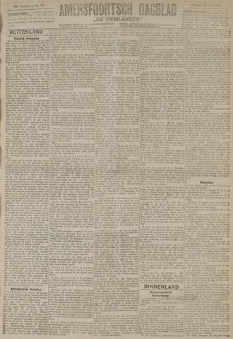 Amersfoortsch Dagblad / De Eemlander 1919-07-25