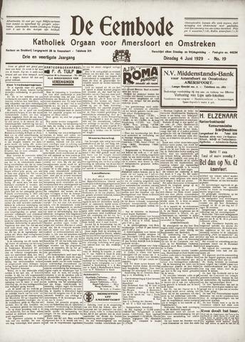 De Eembode 1929-06-04