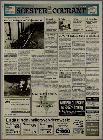 Soester Courant 1994-01-05