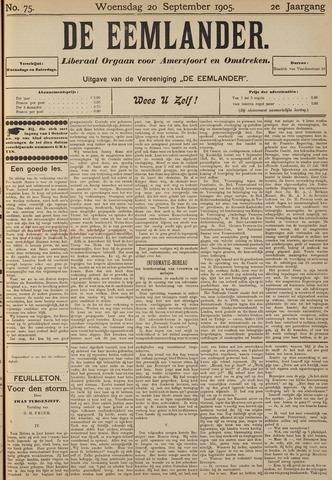 De Eemlander 1905-09-20
