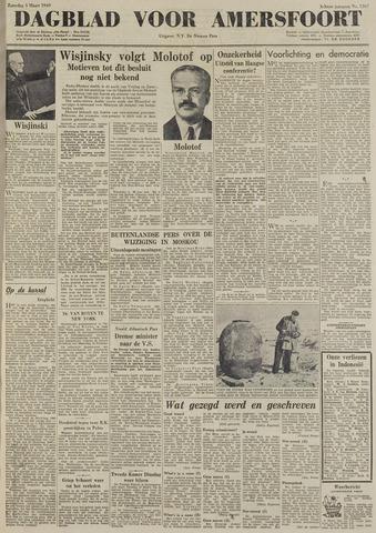 Dagblad voor Amersfoort 1949-03-05