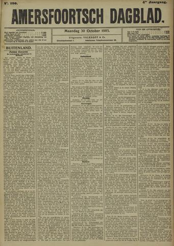 Amersfoortsch Dagblad 1905-10-30