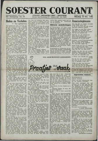 Soester Courant 1946-10-29