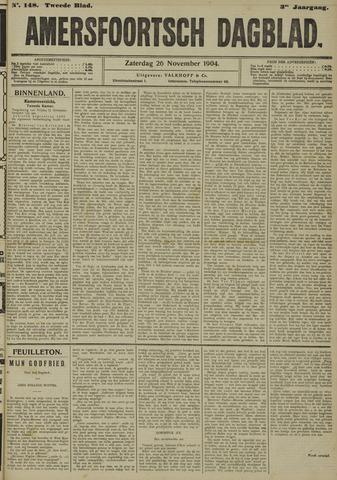 Amersfoortsch Dagblad 1904-11-26