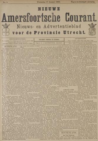 Nieuwe Amersfoortsche Courant 1900-01-17