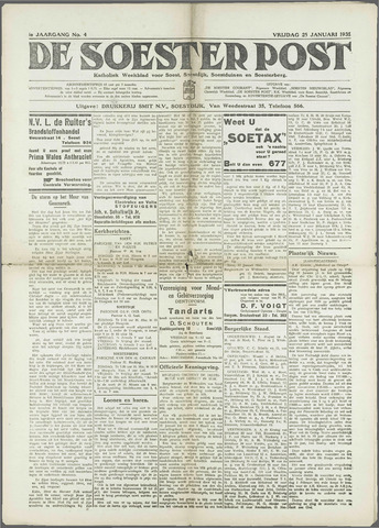 Soester Courant 1935-01-25