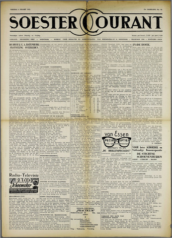 Soester Courant 1955-03-04