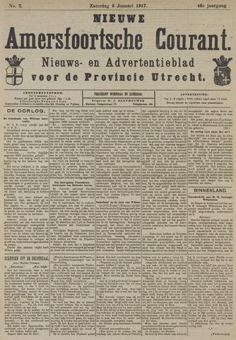 Nieuwe Amersfoortsche Courant 1917-01-06