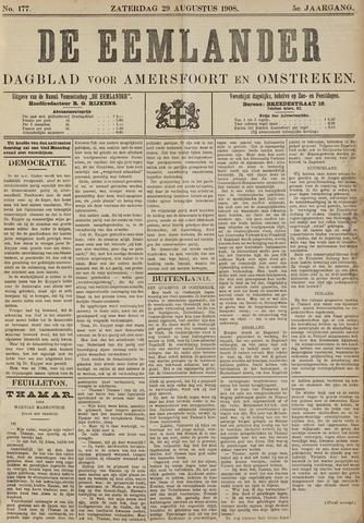 De Eemlander 1908-08-29