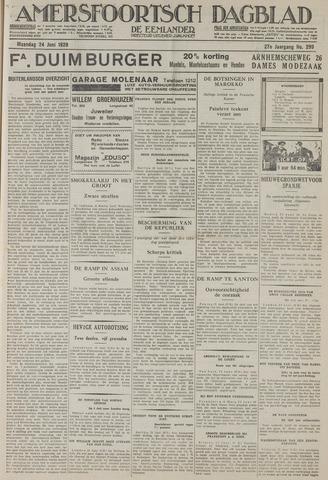 Amersfoortsch Dagblad / De Eemlander 1929-06-24