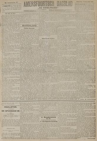 Amersfoortsch Dagblad / De Eemlander 1919-08-11