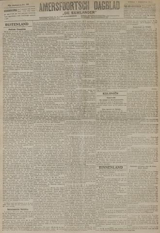 Amersfoortsch Dagblad / De Eemlander 1919-08-01