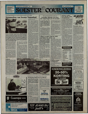 Soester Courant 1987-12-09