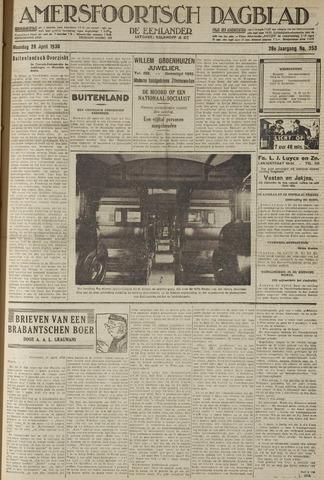 Amersfoortsch Dagblad / De Eemlander 1930-04-28