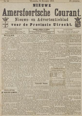 Nieuwe Amersfoortsche Courant 1919-12-24
