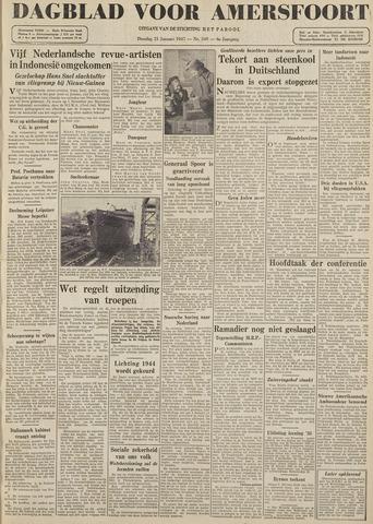 Dagblad voor Amersfoort 1947-01-21