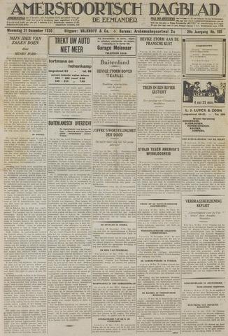 Amersfoortsch Dagblad / De Eemlander 1930-12-31