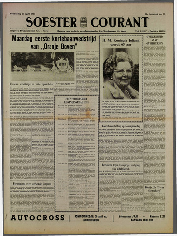 Soester Courant 1974-04-25