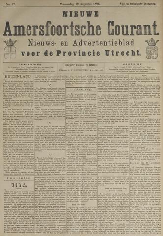Nieuwe Amersfoortsche Courant 1896-08-19