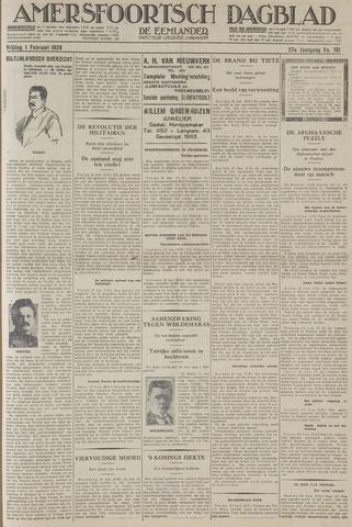 Amersfoortsch Dagblad / De Eemlander 1929-02-01