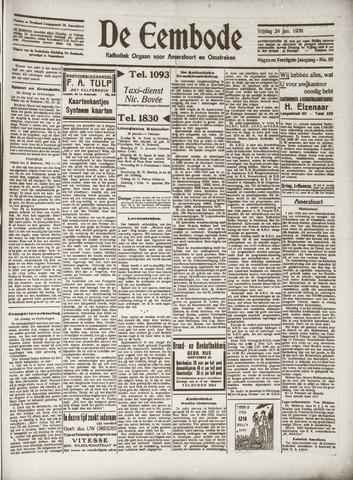 De Eembode 1936-01-24