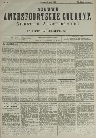 Nieuwe Amersfoortsche Courant 1889-04-13