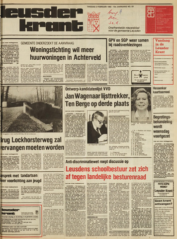 Leusder Krant 1982-02-02