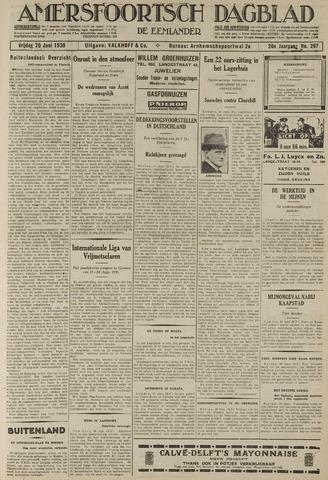Amersfoortsch Dagblad / De Eemlander 1930-06-20
