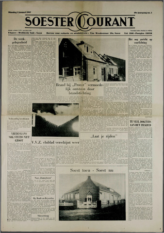 Soester Courant 1967-01-03